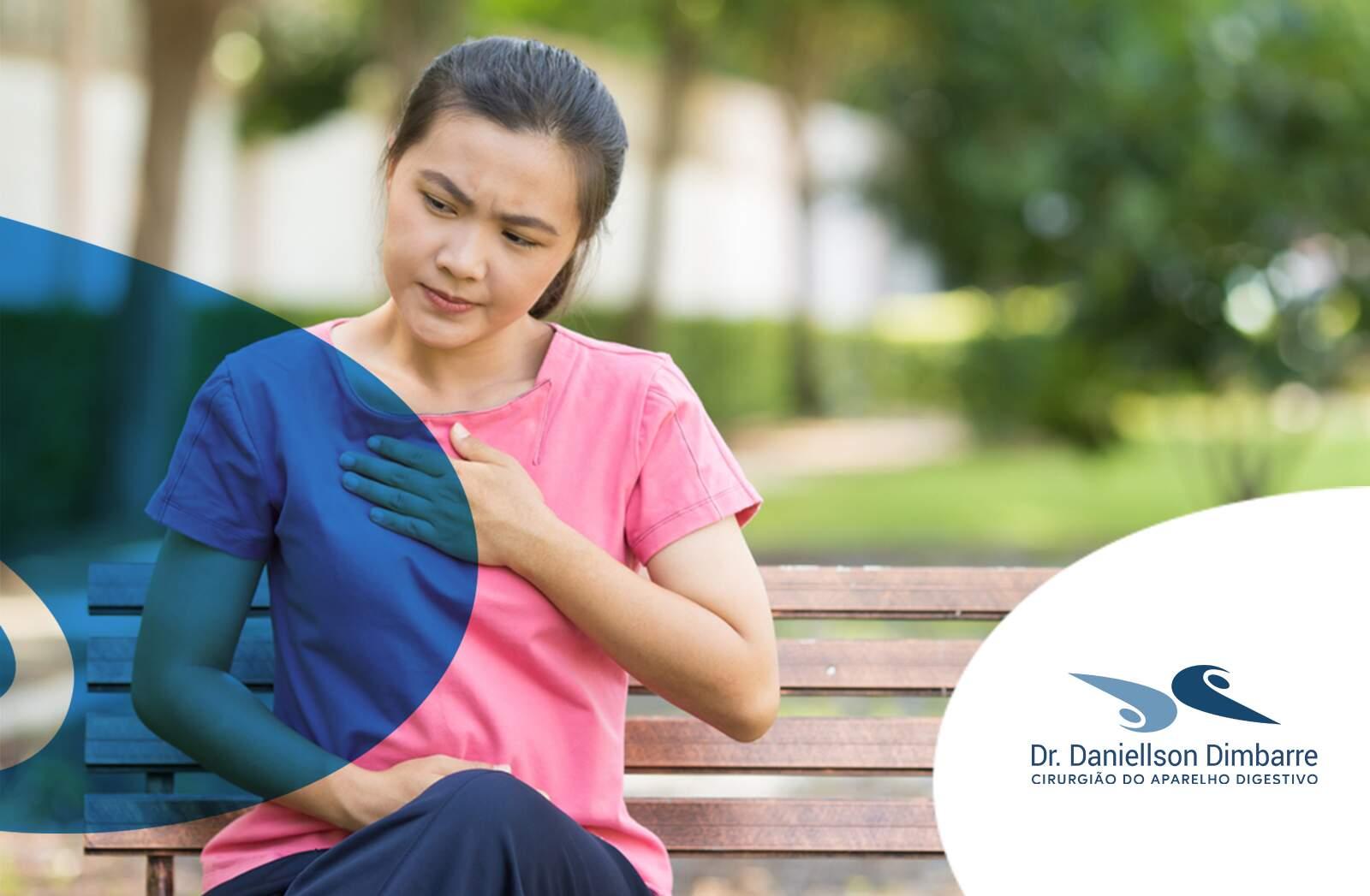 Refluxo: Sintomas e Tratamento
